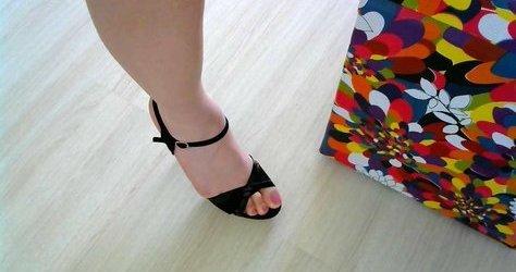 Gostam de pés? Venham conhecer os meus! =)