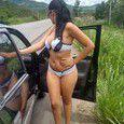 Aventuras na estrada, adoro!!