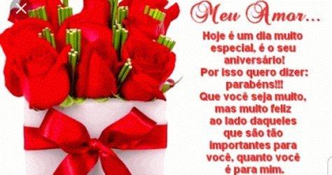 Gauchao1994, Parabéns meu amor te desejo toda FELICIDADE do mundo..Aproveite seu dia♡♡ bjo na boca